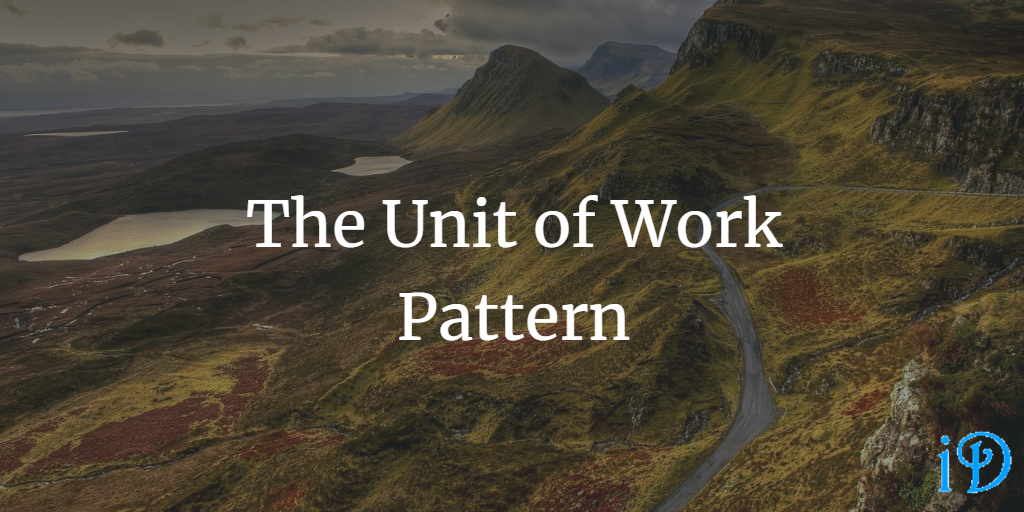 The Unit of Work Pattern