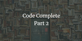 featured image thumbnail for post Code Complete Part 2 Notes